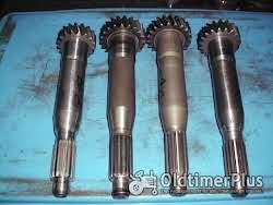 Fendt Farmer Favorit, Case/IHC 1255 1455 Turbokupplung, Hohlwelle, Kupplungswelle, Zahnwelle, Antriebswelle Foto 2