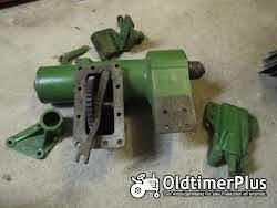 Deutz F2L514/50 Kompl. Mähwerksantrieb