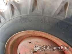 Hinterräder Porsche Diesel Junior 108K  8.00-20 A.S. Foto 4