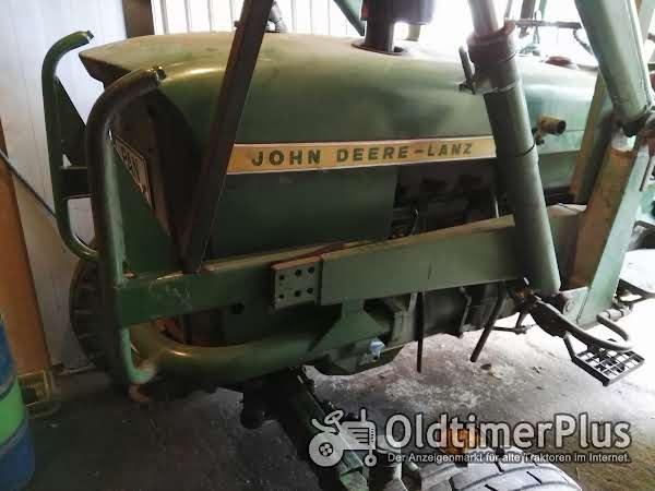 John Deere Typ 510 Foto 1
