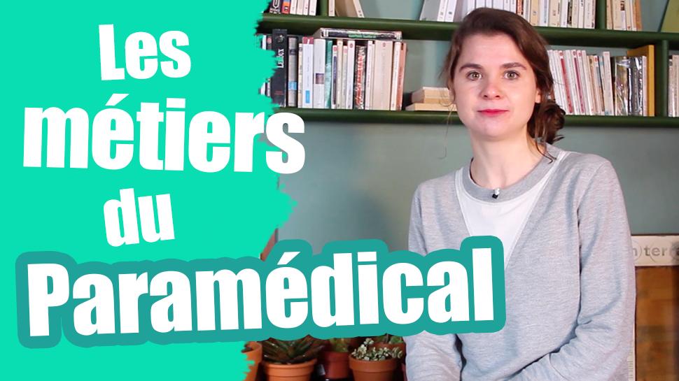 Conseils d'orientation : Le paramédical