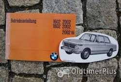 Literatur Betriebsanleitung BMW 1602 1802 2002 tii 1973