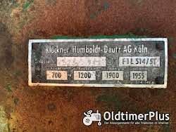 Deutz 1l514 , Komplet getriebe 5 Gang Komplet Getriebe Achse bremsen alles, 5 gang 1l514, sehr gute zustand , mit riemenscheibe , kuplungsglocke , Foto 2