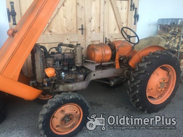 Fiat Oldtimer Schlepper Foto 1