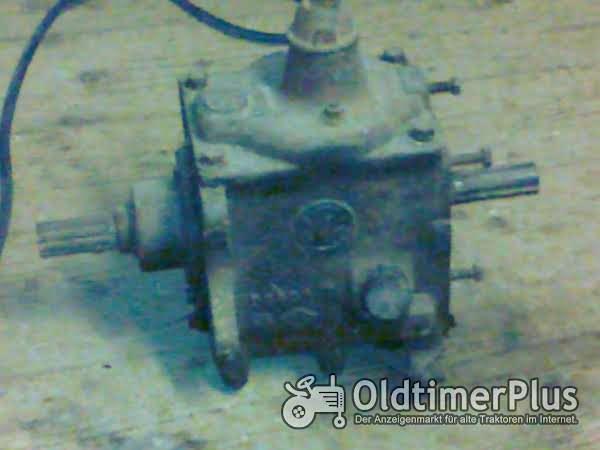 Prometheus Schaltgetriebe Getriebe MPR Foto 1