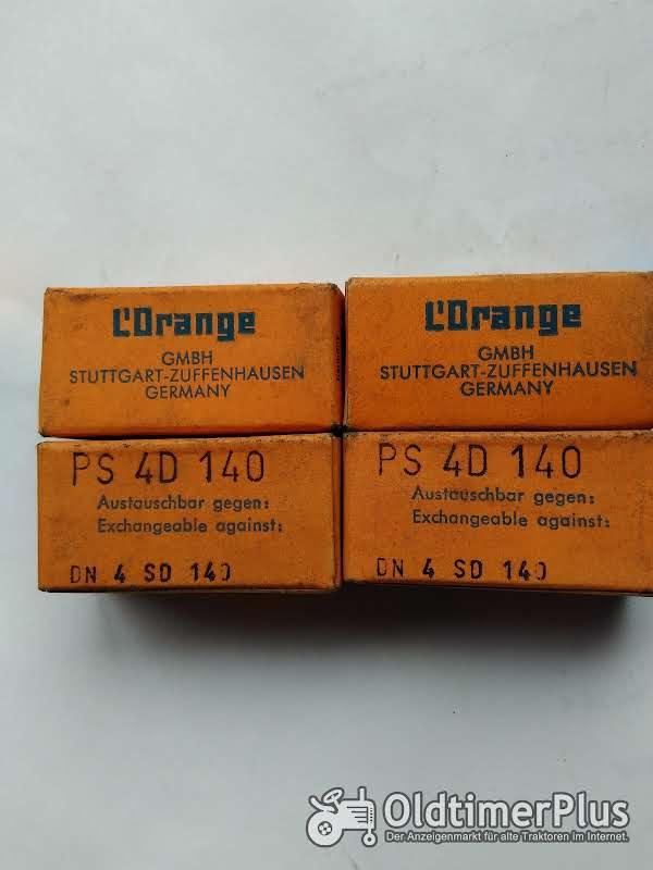 John Deere Einspritzdüse  für  100 - 700, 1010  60er Jahre Foto 1