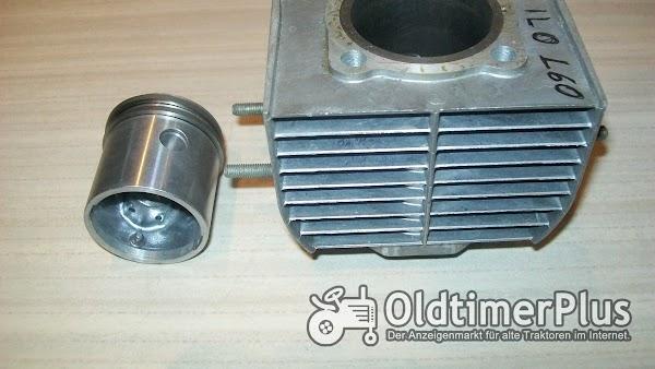 ILO  L66 Kolben und Zylinder neu Foto 1
