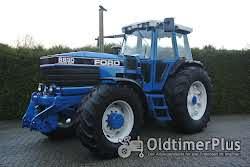 Ford 8830 Powershift