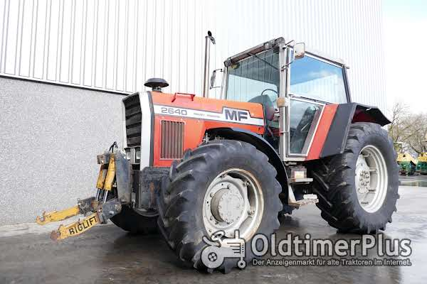 Massey Ferguson 2640 4wd photo 1