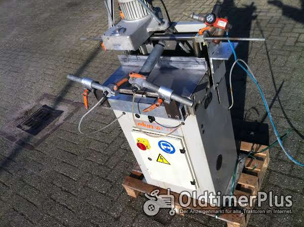 Elumatec Einspindel Kopierfräsmaschine AS 70 Foto 1