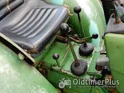 John Deere 1020 Smalspoor Foto 9
