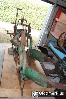 John Deere Lanz plow SB 530E, 1087 Foto 1