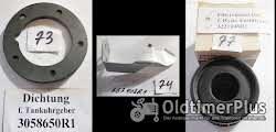 IHC Ersatzteile, Schlepperteile, Sortiment C Foto 4
