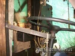 Delmag Fahrbare Holz-Säge u. Splatmaschine Delmag 1922 Foto 3