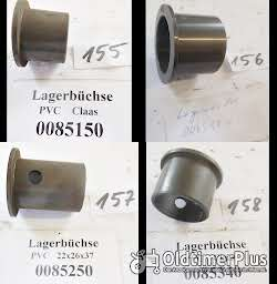 Claas Mädrescher, Presse, Ersatzteile, Sortiment B Foto 7