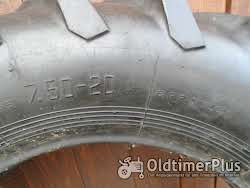 7,50/20 AS front UTB Reifen, Reifen Foto 4