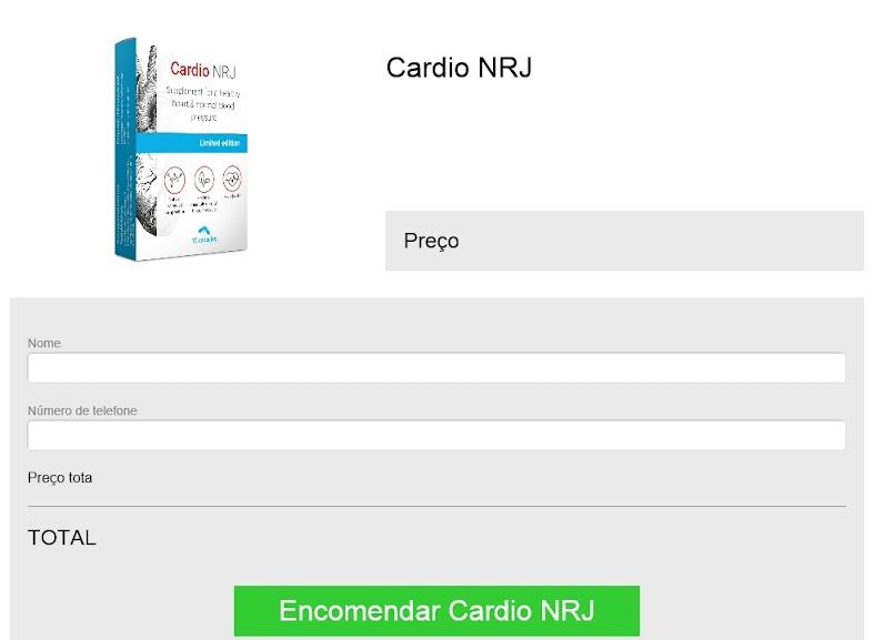 Onde Comprar Cardio NRJ