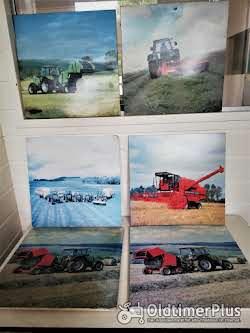 Fan-Artikel poster deutz fahr tractor