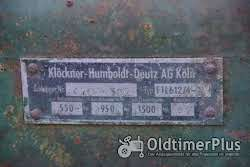 Deutz F1L 612 Foto 6