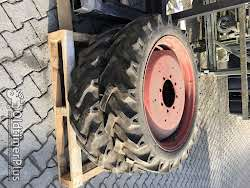 Fendt Farmer Reifen Räder Felgen 9.5 / 9 32 Zoll Dieselross Xaver