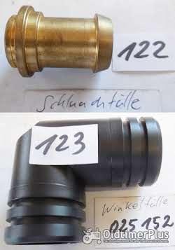 Holder Feldspritze Ersatzteile, Sortiment D Foto 11