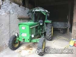 John Deere Traktor 2020 Foto 4