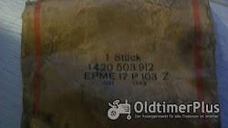 Bosch 1420503912 EPME 17 P 103 Z Ziegenfellmembrane für Einspritzpumpe Foto 2