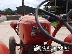 Massey-Harris 744 Diesel 6 Zylinder Foto 4