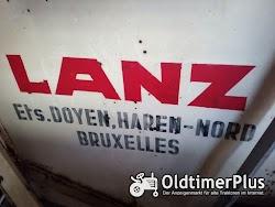 LANZ MD 18 S mahdrescher