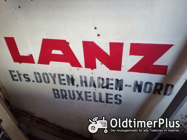 LANZ MD 18 S mahdrescher Foto 1