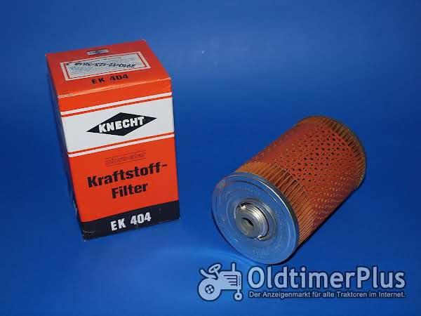 Knecht Filter EK404 Neu für Deutz F2L514, F3L514 usw. Foto 1