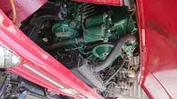 Mercedes Unimog 416 Doppelkabiner Foto 10