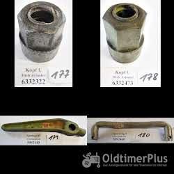 Claas Mähdrescher, Presse, Perkins Motor, Ersatzteile, Sortiment C Foto 3