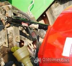 Betonmischer Futtermischer für Traktor Ø 45 cm Dreipunkt Aufhängung KAT 1 Foto 4