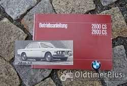 Betriebsanleitung BMW 3.0 CS / CSi 1973 E9 Coupé Foto 3