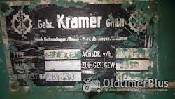 Kramer Export 450 Schmalspur H Foto 2