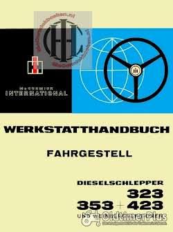 IHC Mc Cormick Farmall en International werkplaatsboeken  handleidingen en onderdelenboeken Foto 2