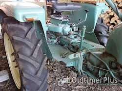 MAN -Schlepper Traktor 25 PS Sehr guter Originalzustand mit passendem Anhänger Foto 5