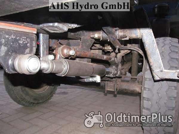 Calzoni Rcd. T35/20R Hydraulische Lenkung Multicar M25 M26 Foto 1