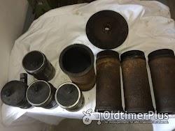 IFA Pionier Kurbelwelle mit Pleuel, Kolben mit Buchsen, Nockenwelle Foto 2