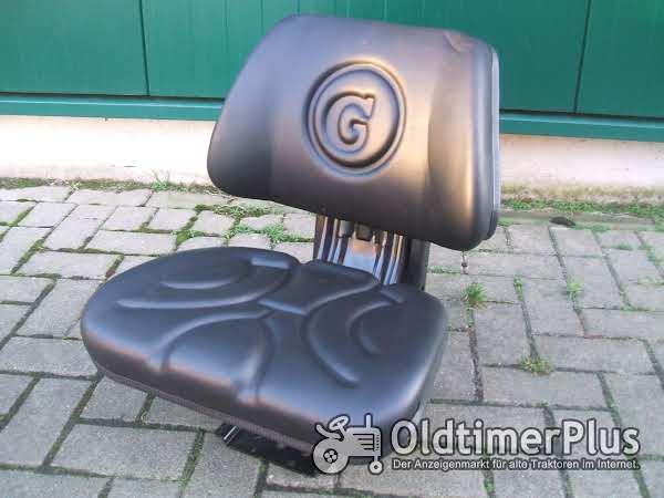 Granit Sitz fendt 100 Serie Foto 1