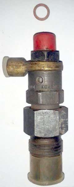 Hanomag 1 x Einspritzventil - KCA30SD2/4 604 115at