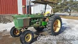 John Deere 4020 USA diesel Foto 2