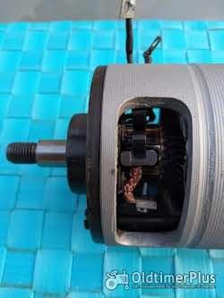 Bosch 6 volt Gleichstrom Lichtmaschine 90 mm   generalüberholt Foto 6