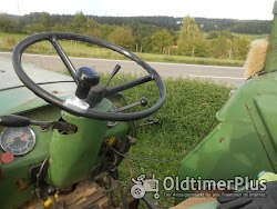 Fendt Farmer 2 S Schnellgang Foto 2