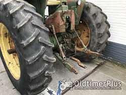 John Deere 4020 USA diesel Foto 3