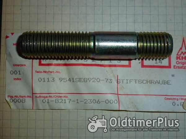 Deutz Stiftschraube Foto 1