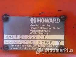 HOWARD Fräse  - HED 255 DU mit 3 - Punkt - Hitch und Schaltgetriebe! Foto 4
