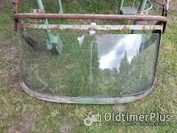 Fendt Farmer 2D Schutzkäfig mit Scheibe Foto 3