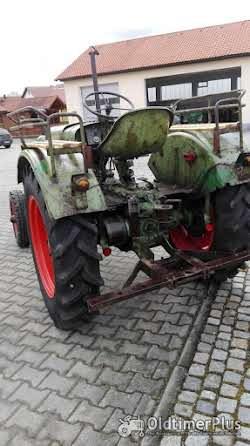 Fendt Traktor Fendt F28 P Foto 4